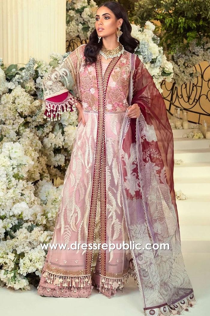 DRP1890 Sana Safinaz Luxury Festive 20 Online Turkey, Egypt, South Africa, Cyprus