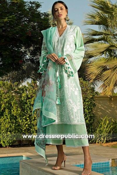 DRP1901 Sobia Nazir Autumn Winter 20 Buy Online in UK, USA, Canada, Australia