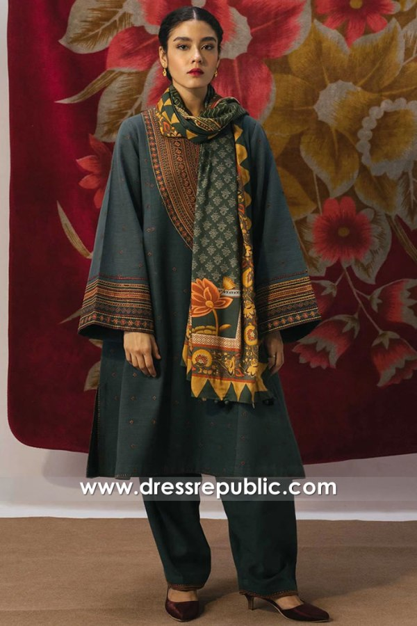 DRP1922 Zara Shahjahan Winter 20 Online New York, New Jersey, Texas, Florida