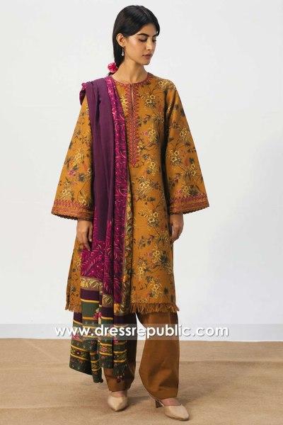 DRP1926 Zara Shahjahan Winter 20 Stitched Lawn Suits Karachi, Lahore, Pakistan