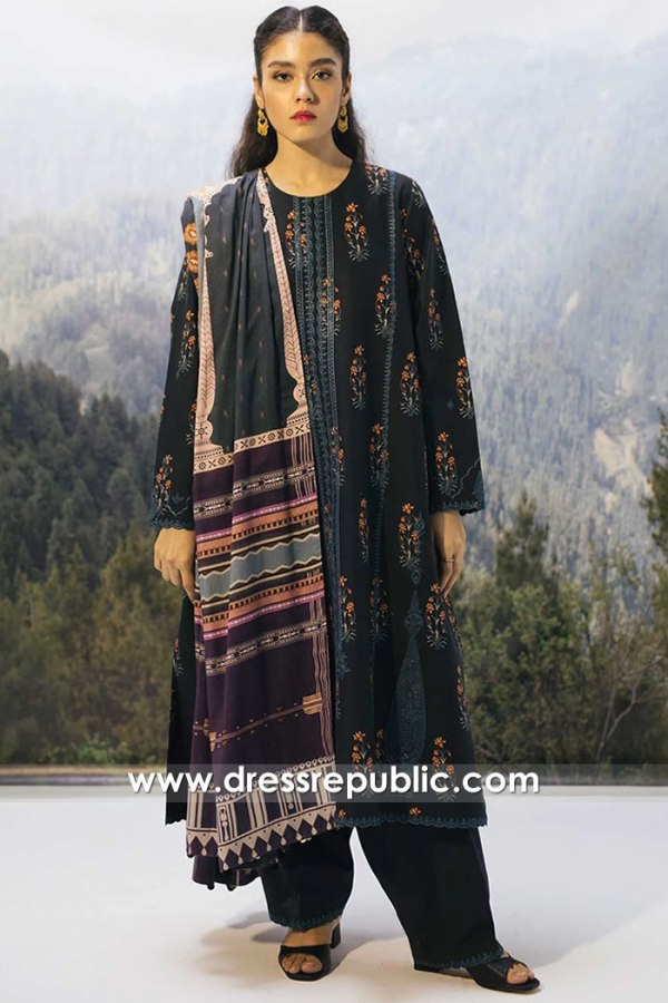 DRP1935 Zara Shahjahan Winter 20 Singapore, New Zealand, Hong Kong, Thailand