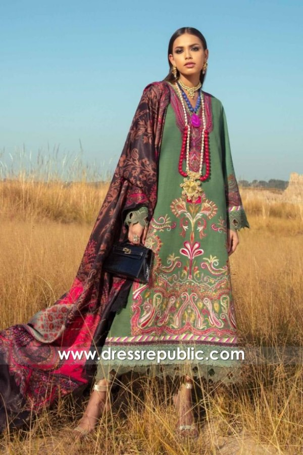 DRP1996 Sana Safinaz Winter Shawl 20 Karachi, Lahore, Islamabad, Pakistan