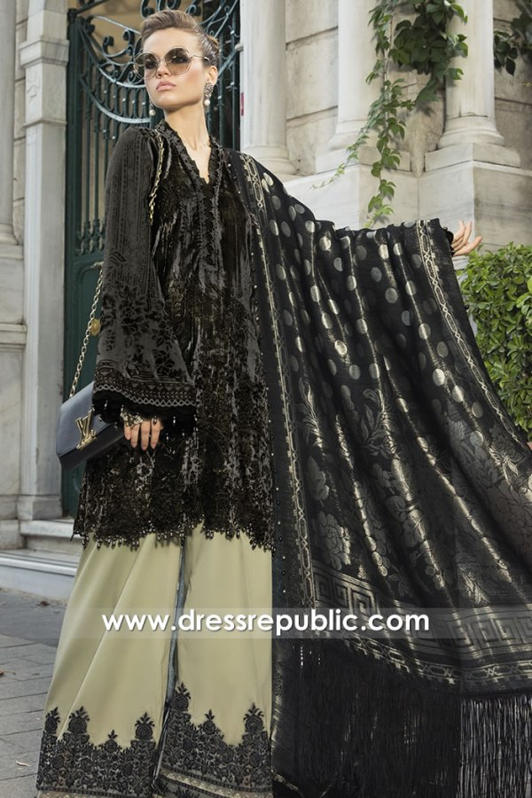 DRP2056 Maria B Linen Winter 20 Buy in London, Manchester, Birmingham, UK