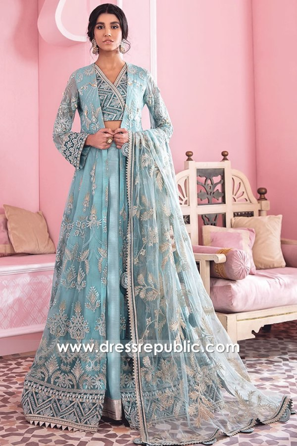 DRP2098 Iznik Banaras Chiffon Houston, Dallas, San Antonio, Austin, Texas