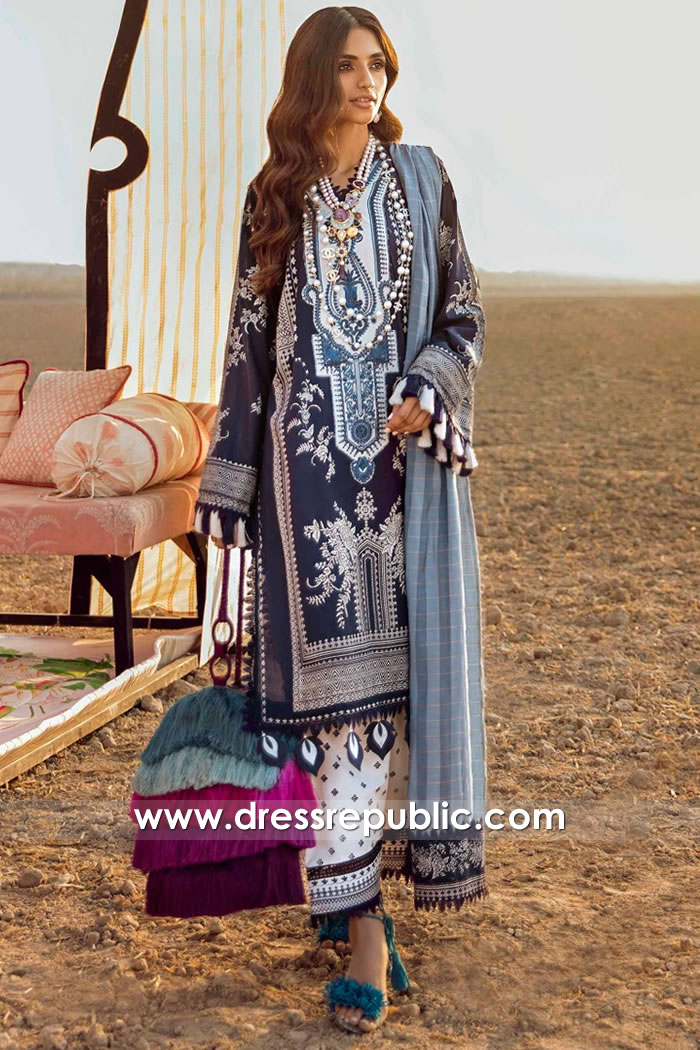DRP2227 Looking for Sana Safinaz Latest 2021 Collections, Take a look online
