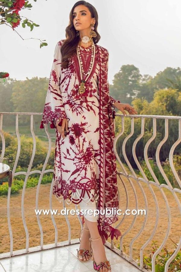 DRP2228 Sana Safinaz Muzlin Spring 2021 USA | Sana Safinaz Lawn Suits 2021