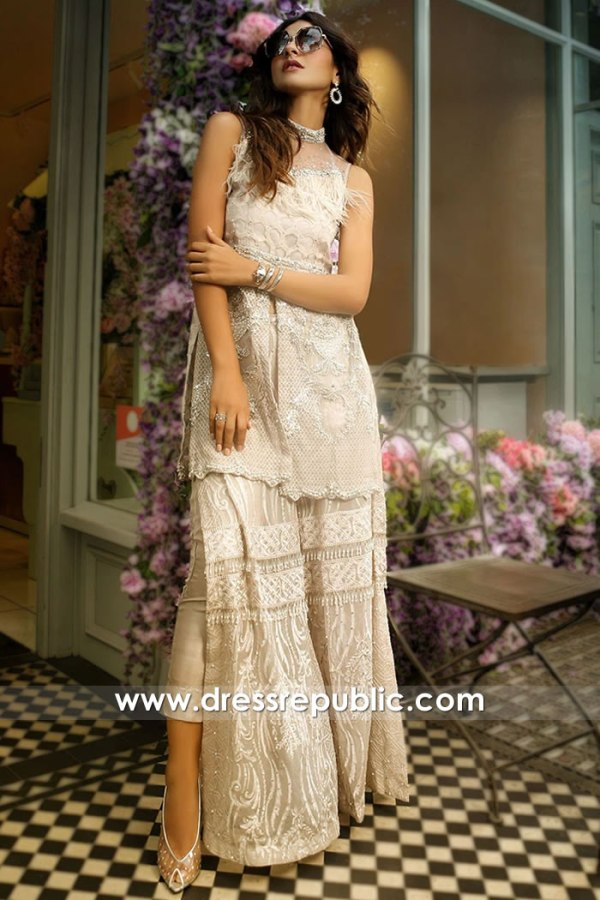 DR16005 Pakistani Designer Dresses Eid Collection Buy in Houston, Dallas, Texas