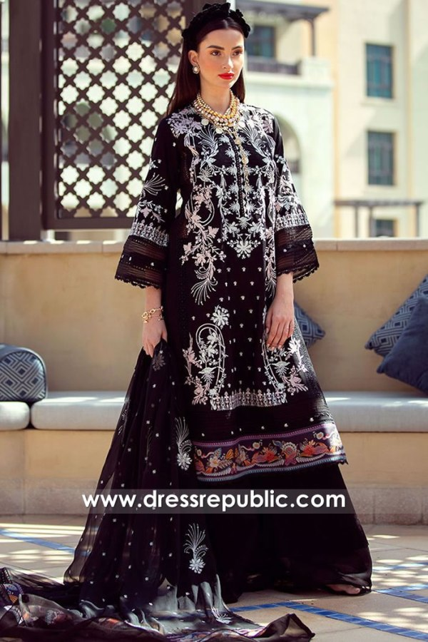 DRP2270 Farah Talib Aziz Lawn 2021 Online With Price Buy in USA, Canada, UK