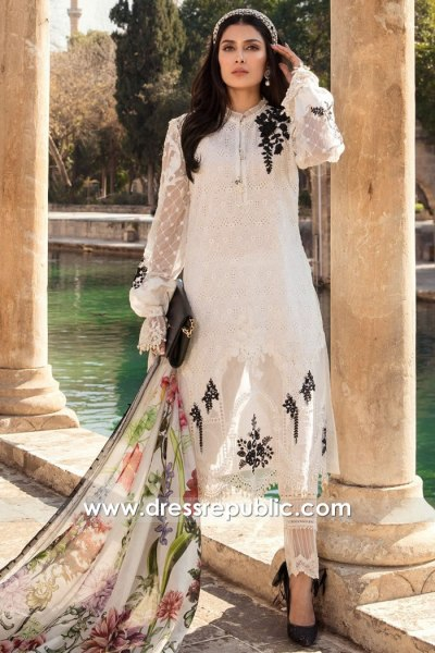 DRP2316 Maria B Lawn 2021 Wholesale Price With Stitching, Worldwide Shipping
