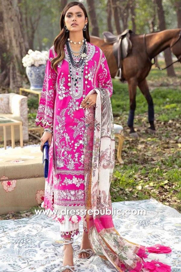 DRP2399 Sana Safinaz Lawn 2021 Buy Online Karachi, Lahore, Islamabad, Pakistan
