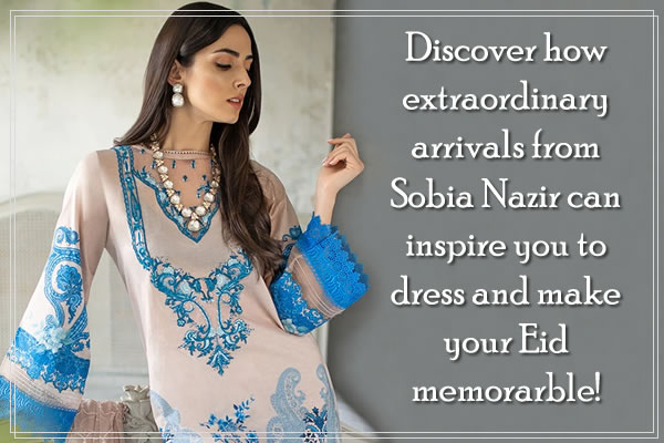 Sobia Nazir Vital 21 Collection Now Available in Store