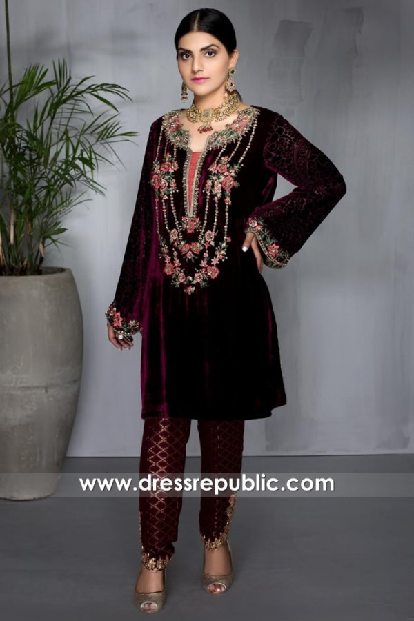 DR16020 Designer Shalwar Kameez Eid 2021 Collection Online Shop Australia