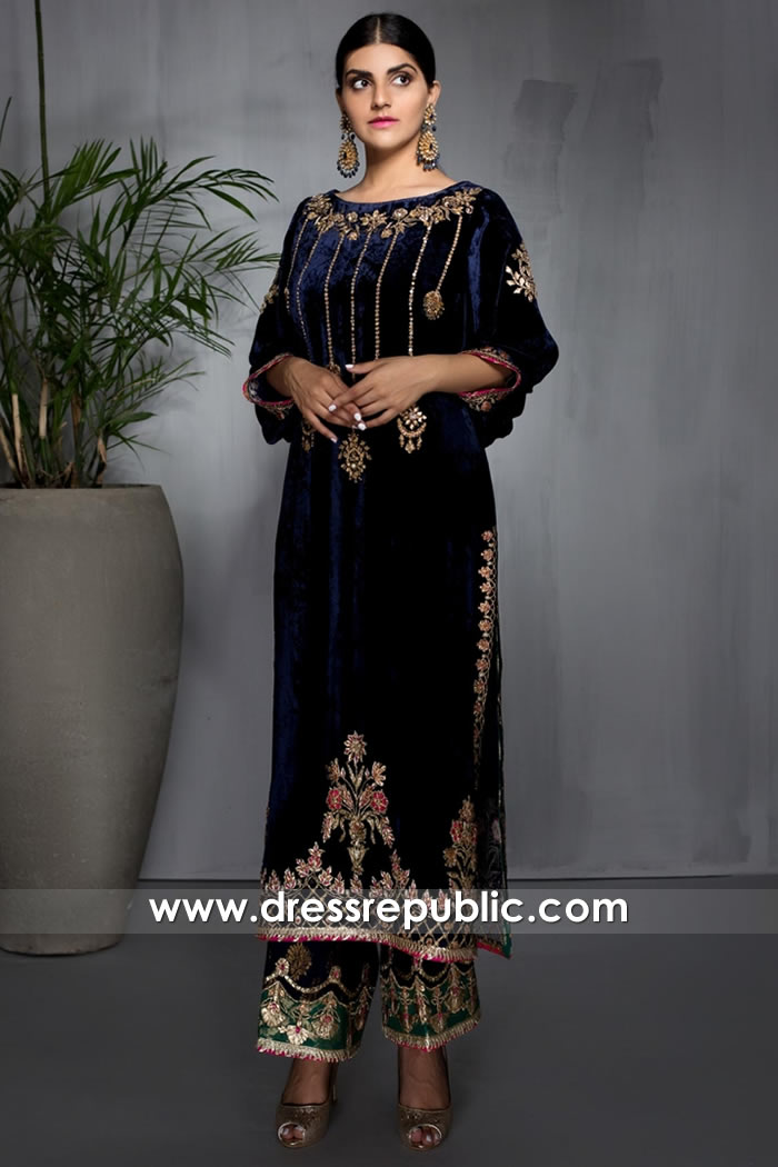 DR16021 Salwar Suits for Wedding Myntra | Salwar Kameez for Wedding 2021 USA