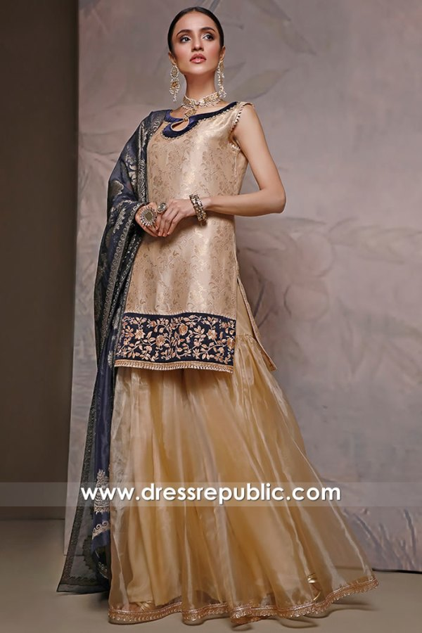 DR16053 Traditional Eid Dress for Women Buy Online New York, New Jersey, USA