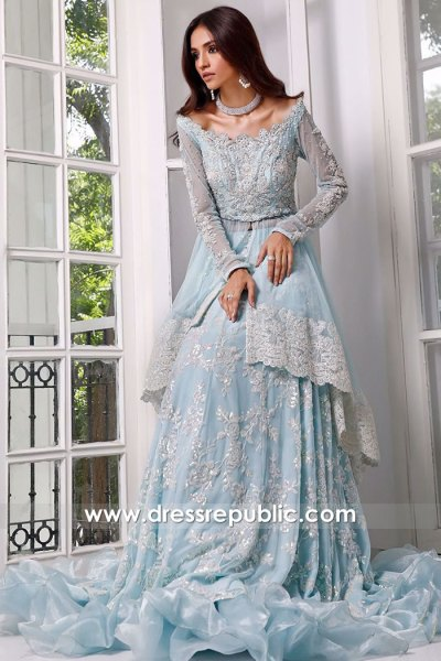DR16067 Zainab Chottani Dresses 2021 Online Toronto, Mississauga, Canada