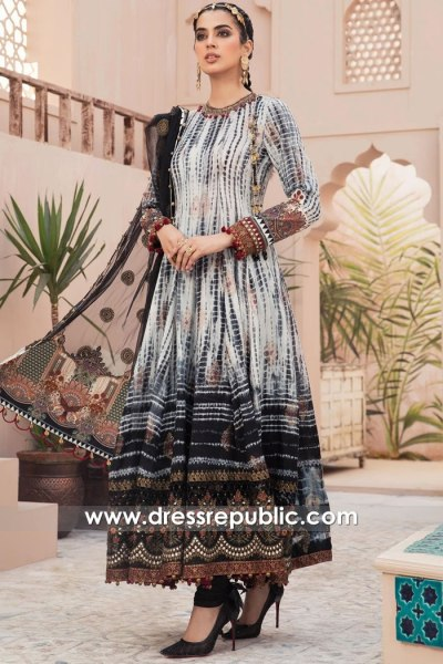 DRP2573 Maria B Eid Lawn 21 Online in New York, New Jersey, Florida, Texas, USA