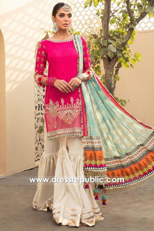 DRP2579 Maria B Eid Lawn 21 Online in Saudi Arabia, UAE, Thailand, Hong Kong