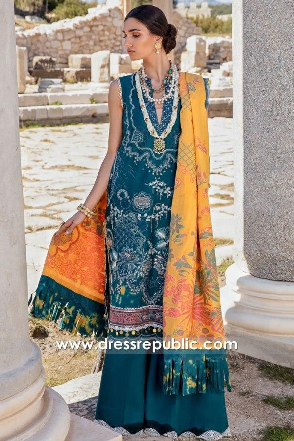 DRP2593 Republic Selene Lawn 21 Online Saudi Arabia, UAE, Kuwait, Qatar, Oman