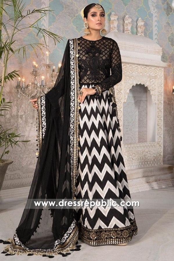 DRP2622 Maria B Mbroidered Online Saudi Arabia, UAE, Qatar, Kuwait, Bahrain