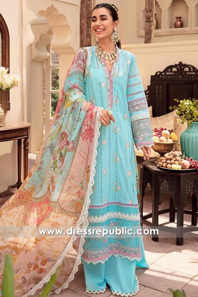 DRP2634 Noor Eid Chikankari New York, Chicago, Las Vegas, Washington DC, USA