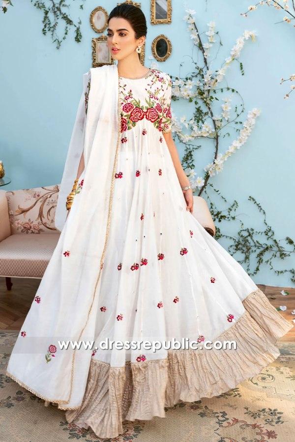DR16097 Pakistani Designer Dresses in California Buy in Los Angeles, San Diego