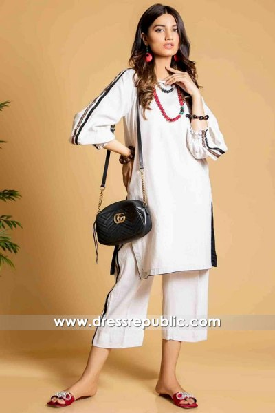 DR16136 Pakistani Casual Dress Designs 2021 Online Shopping in Australia & NZ