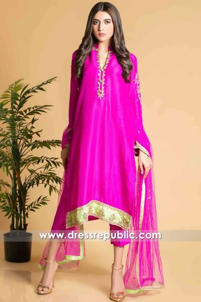 DR16139 Pakistani Party Wear Dress Designs 2021 Buy Online in USA, Canada