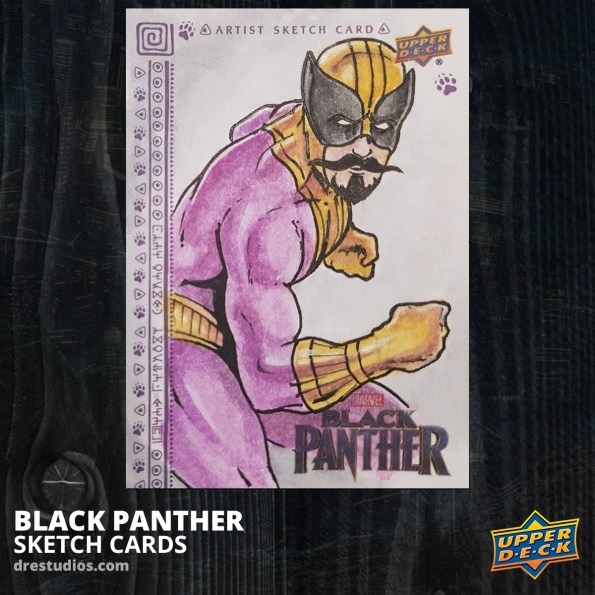 andrei-ausch-black-panther-sketch-card-batroc