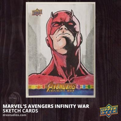 2018-upper-deck-avengers-infinity-war-sketch-card-andrei-ausch-daredevil