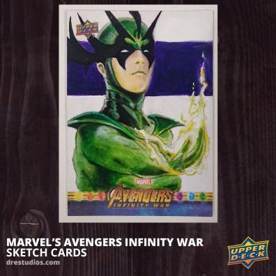 2018-upper-deck-avengers-infinity-war-sketch-card-andrei-ausch-hella-thor