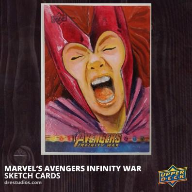 2018-upper-deck-avengers-infinity-war-sketch-card-andrei-ausch-scarlet-witch