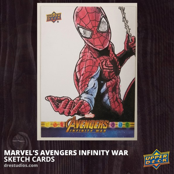 2018-upper-deck-avengers-infinity-war-sketch-card-andrei-ausch-spider-man