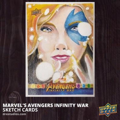 2018-upper-deck-avengers-infinity-war-sketch-card-andrei-ausch-x-men-dazzler