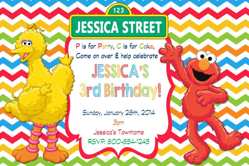 Free elmo invitation maker invitationscriative free elmo invitation template engne euforic co maxwellsz