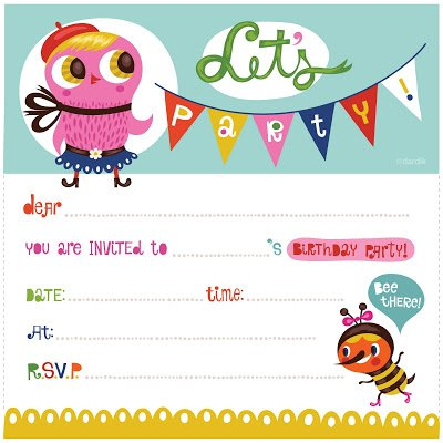 shopkins birthday invitation template free