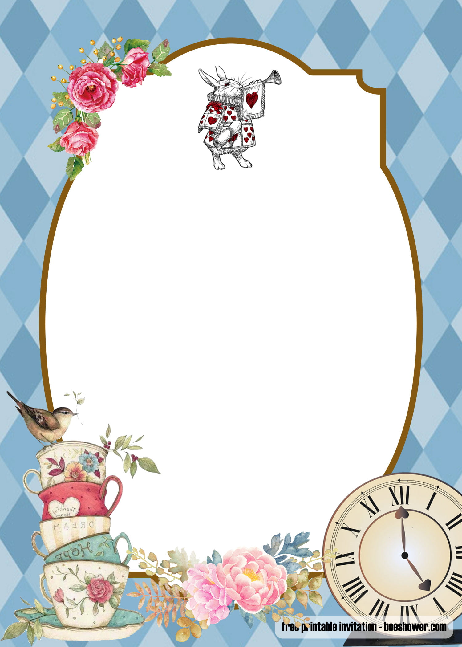 Baby Party Invitations