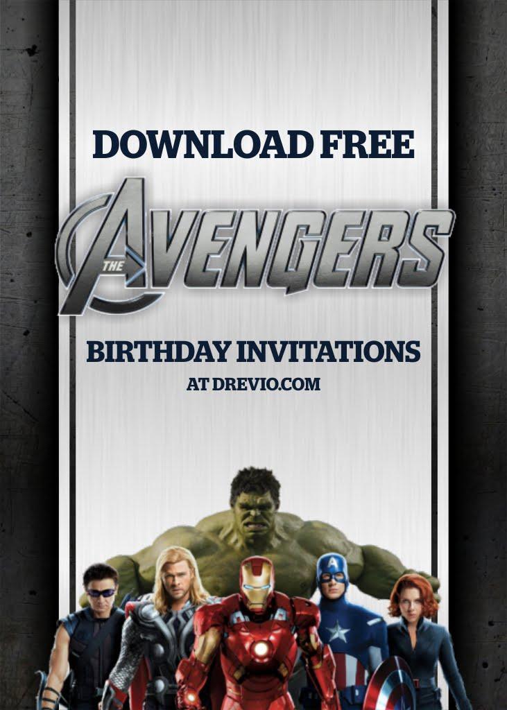 free printable 50th birthday invitation