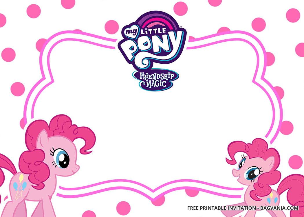 free printable my little pony birthday