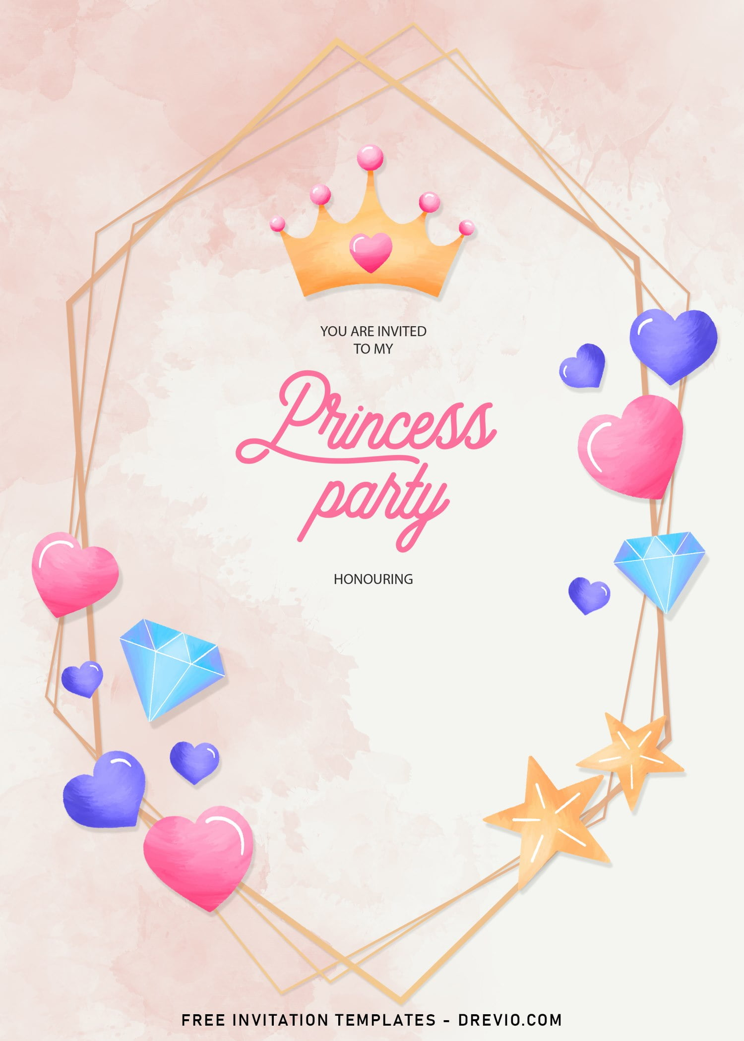 11 gorgeous princess party in