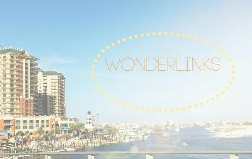 Wonderlands (Drew & Alice Lifestyle Links)