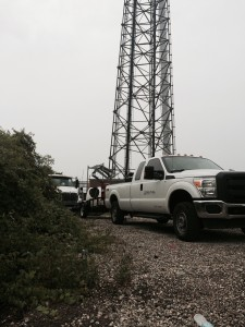 Cell Site Emergency Call