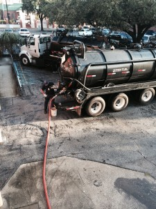 Tank Cleaning Vac Trucks
