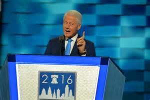 Bill Clinton July 2016