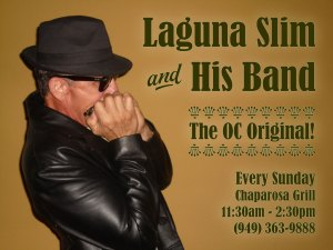 Laguna Slim and His Band at Chaparosa Grill