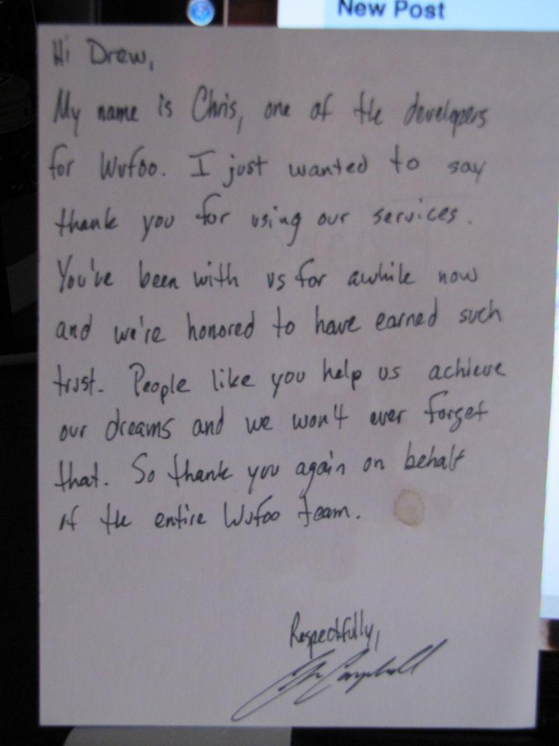 Marketing Tip 75 Handwritten Notes Are Magic McLellan