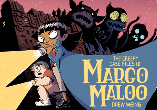 Image result for the creepy case files of margo maloo