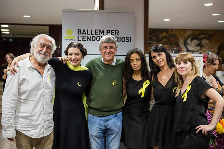 Endodance, Bailemos por la Endometriosis