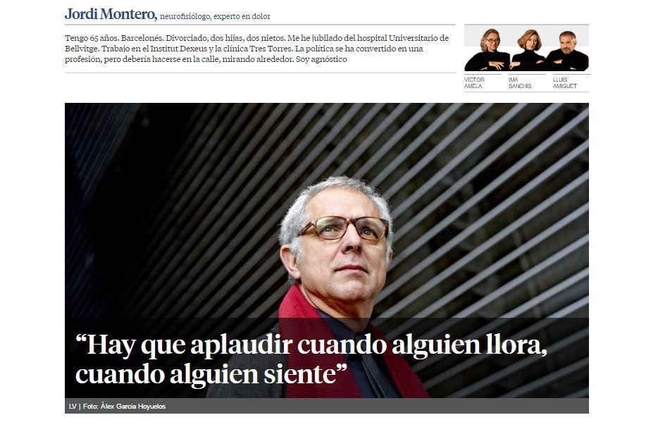 Dr. Jordi Montero Unidad de Dolor Pélvico