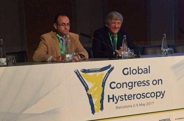 Congreso Mundial de Histeroscopia en Barcelona