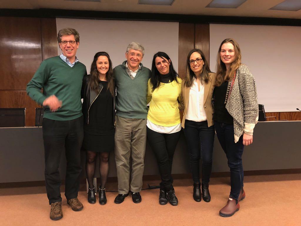 Endomarch 2018 Dr. Francisco Carmona